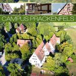 Der Campus Prackenfels der neue Stützpunkt für die Fortbildung der Elite in der Baumpflege.